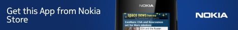 Banner for Space News at Nokia Store
